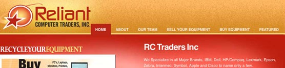 Reliant Computer Traders, Inc
